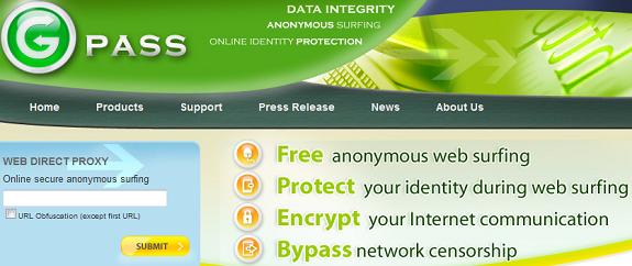 GPass Free VPN